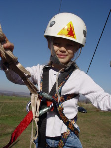 maryland ropes course for children