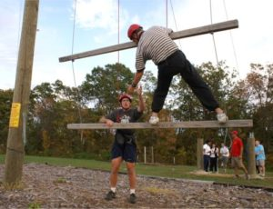 Ropes Course in Maryland